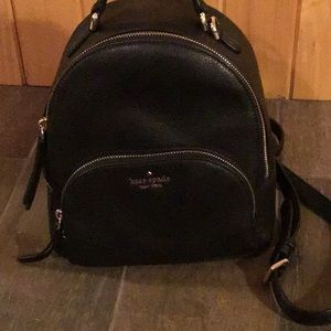 New without tags Kate Spade small leather backpack